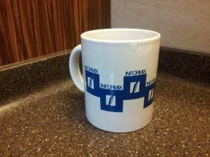 Informix mug