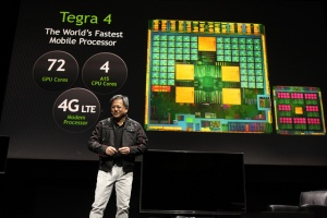 Tegra 4 announced at CES2013