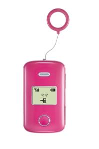 ZTE pink phone