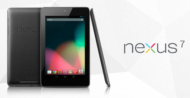 The ASUS-made Google Nexus 7 clinched the Best Tablet Award.