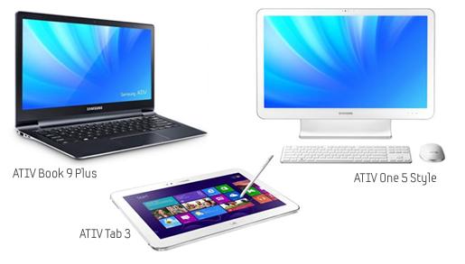 Samsung Ativ Series