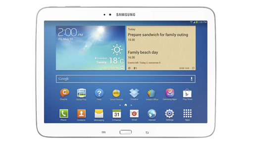 Galaxy Tab 3 10.1 with LTE