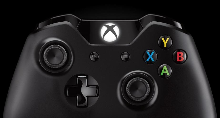 Microsoft Xbox One console