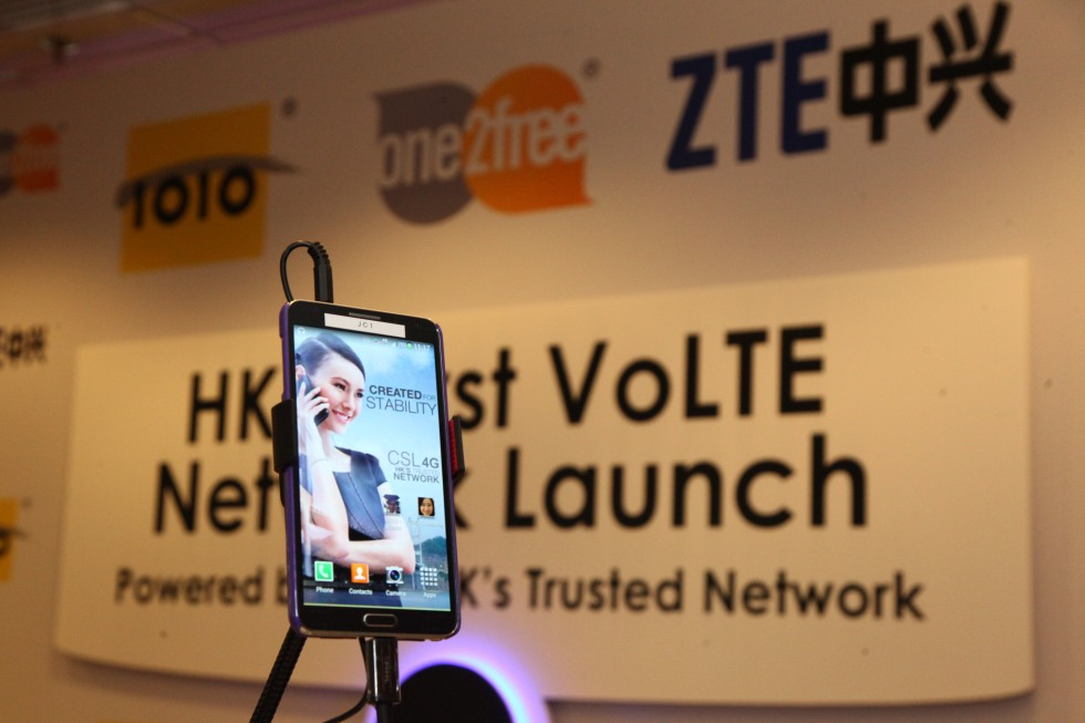 1010 and one2free VOLTE-