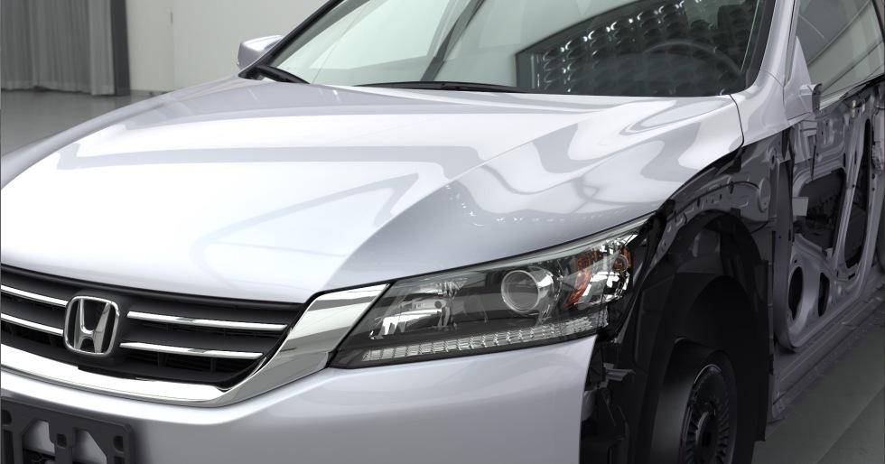 Honda Iray VCA