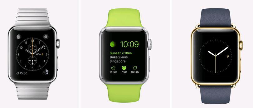 Apple Watch range