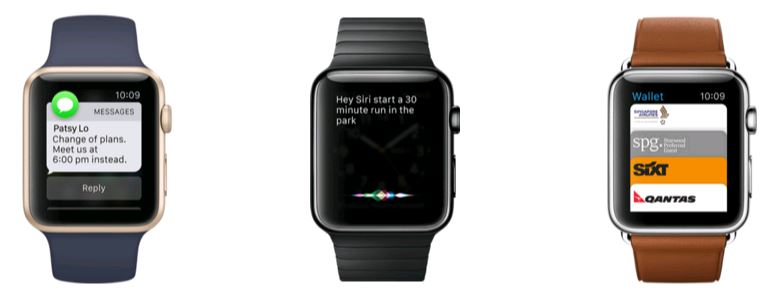 Apple Watch three