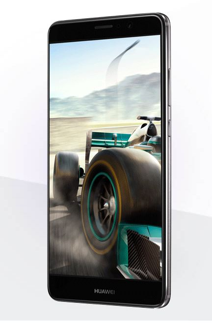 The very popular Huawei Mate 9 helped propel Huawei to the top.
