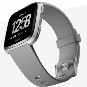 The Fitbit Versa has been well-received by the market.