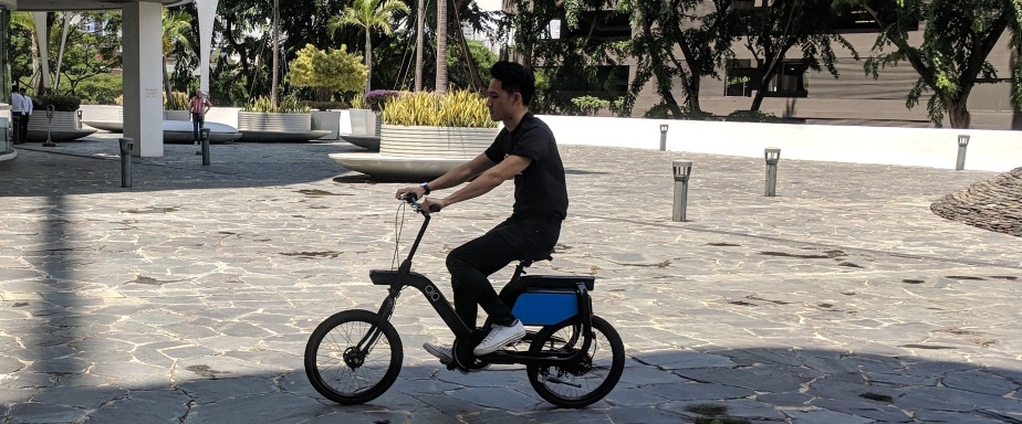 SHADO's electric bicycle Qiq has attracted interest from various countries.