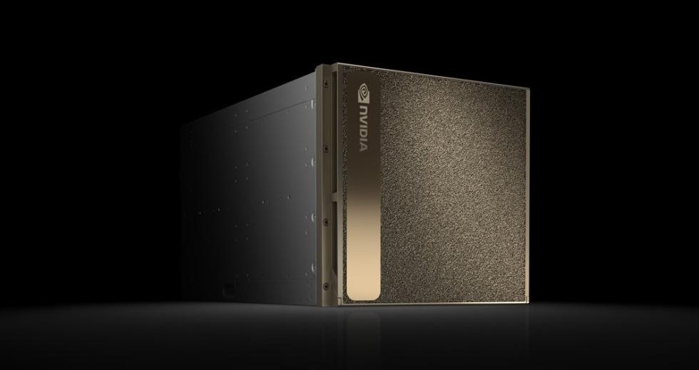 NVIDIA DGX-2 AI supercomputer