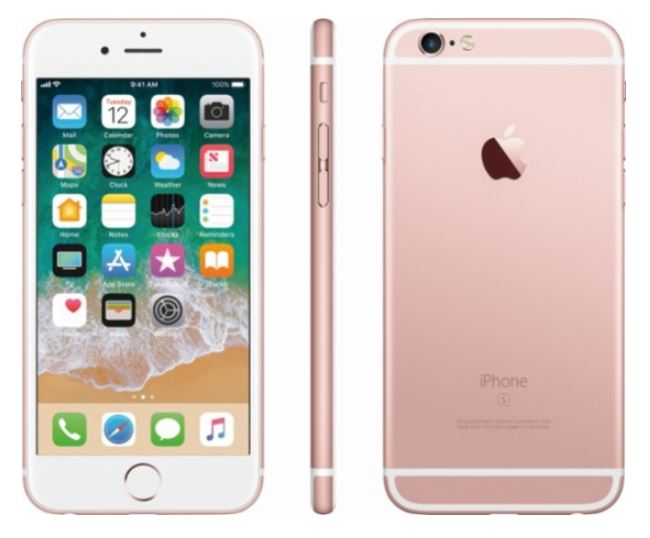 Thei iPhone 6S is banned from sale in China.